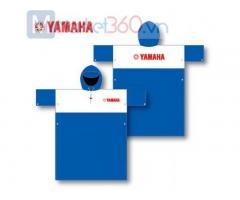 Xưởng sản xuất áo mưa in logo quà tặng giá rẽ ở Quảng Ngãi