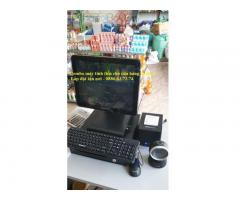 Lắp máy tính tiền giá rẻ cho tạp hóa Hà Nam