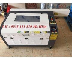 Máy laser 6040 khắc dưa đẹp không tì vết, giá tốt toàn quốc