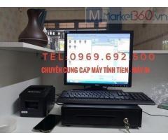 Trọn bộ máy tính tiền cho salon nail ở Tây Ninh giá rẻ