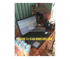 Combo máy tính tiền cho tiệm thuốc thú y ở Tây Ninh giá rẻ