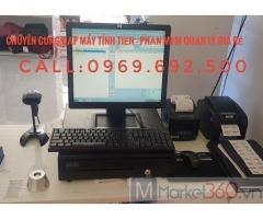 Trọn bộ máy tính tiền cho quầy thuốc tây giá rẻ ở Tây Ninh