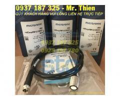 Dbk+4/M18/3BEE/M18 E+S – Cảm biến siêu âm – Microsonic Vietnam – Đại lí phân phối chính hãng Microsonic tại Việt Nam – Ultrasonic sensor