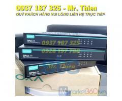 UPort 1610-8 – Bộ chuyển đổi giao thức USB sang Serial hub – Moxa Vietnam – Đại diện độc quyền chính hãng Moxa tại Vietnam – STC Vietnam