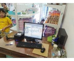 Chuyên bán máy tính tiền giá rẻ cho Cửa Hàng Tự Chọn, Tạp Hóa tại Phú Quốc
