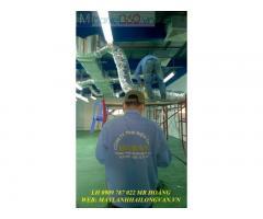Đại lý cung cấp và lắp đăt máy lạnh công nghiệp chuyên nghiệp giá tốt nhất