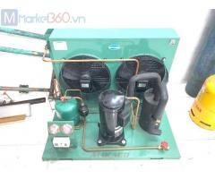Cung cấp, lắp đặt cụm máy nén kho lạnh Copeland 7 hp ZR84KC-TFD-522 tại Đồng Tháp