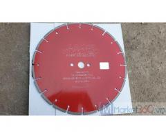 Lưỡi Cắt Bê Tông Hàn Quốc 350-400-500mm