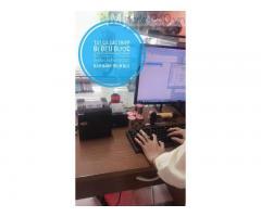 Nhận lắp đặt trọn bộ máy tính tiền cho cửa hàng phụ kiện xe tại Hậu Giang giá rẻ