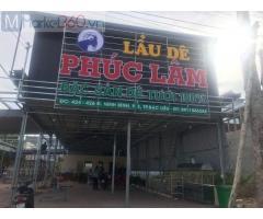 Lắp đặt combo tính tiền giá rẻ Bình Thuận cho quán lẩu dê