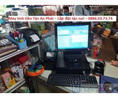 Bán máy tính tiền cho tiệm tạp hóa tại ĐakSong giá rẻ nhất