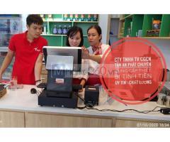 Cung cấp máy tính tiền cho các Trung Tâm Anh Ngữ giá rẻ tại Trà Vinh