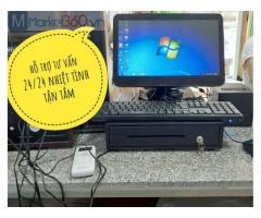 Bán máy tính tiền giá rẻ cho các quán cơm tại Trà Vinh