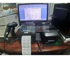 Bán máy tính tiền cho Cửa hàng đồ điện dân dụng tại Hòa Bình
