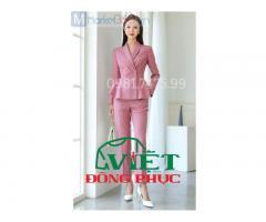 Địa chỉ may đồng phục quản lý thời trang, giá rẻ được cập nhật mẫu mới liên tục