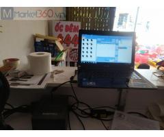 Combo máy tính tiền tại Hòa Bình cho quán ốc giá rẻ