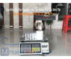 Bán cân điện tử cho siêu thị tại Nghệ An giá rẻ