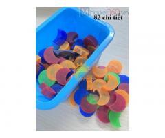 Lego mini nhập khẩu cho trường mầm non, khu vui chơi, TTTM
