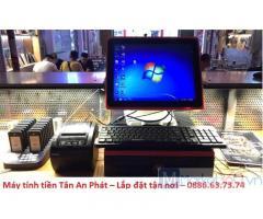 Máy tính tiền tại Nha Trang giá rẻ cho nhà hàng Hồng Kông/Trung Hoa