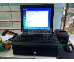 Combo máy tính tiền dành cho mini mart tại Bến Tre giá rẻ