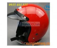 Sản xuất mũ bảo hiểm in logo, Mũ báo hiểm giá rẻ ở Quảng Ngãi