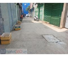 Bán nhà HXH đường Trục phường 13 Bình Thạnh chỉ 5tỷ
