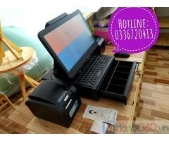 Combo phần mềm tính tiền cho tiệm Trà Đào ở Ninh Thuận giá rẻ