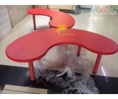 Chuyên bàn ghế nhựa cho trẻ em giá rẻ, uy tín, chất lượng nhất