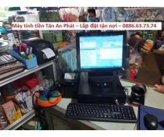 Bán máy tính tiền giá rẻ tại Bắc Ninh cho tạp hóa