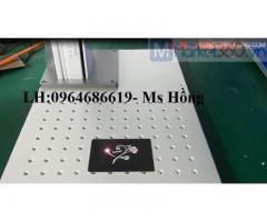 Máy laser Fiber mini giải pháp khắc kim loại hiện nay