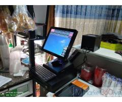Máy tính tiền giá rẻ Bình Dương cho quán trà sữa