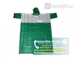 Xưởng sản xuất áo mưa quảng cáo uy tín chất lượng Nguyên Thiệu, cung cấp áo mưa số lượng lớn,