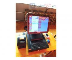 Nhận lắp đặt máy tính tiền cho quán café tại Đồng Tháp