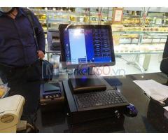 Bán máy tính tiền giá rẻ cho shop hoa tươi tại Đồng Tháp