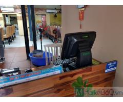 Bán máy tính tiền giá rẻ Kiên Giang cho nhà hàng