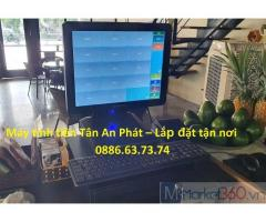 Máy tính tiền cho quán cà phê tại Hải Dương giá rẻ