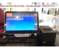 Máy tính tiền giá rẻ cho quán cà phê tại Hải Dương