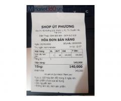 Phần mềm tính tiền giá rẻ cho shop quần áo Hải Dương