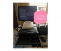 Bán máy tính tiền giá rẻ ở Khánh Hòa cho nhà sách