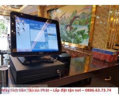 Lắp đặt trọn bộ máy tính tiền cho quán Karaoke tại Sài Gòn