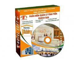 Phần mềm quản lý tính tiền cho khách sạn giá rẻ ở Bình Phước