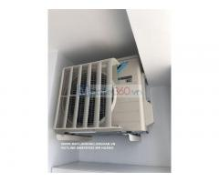 Đại lý chính hãng chuyên thi công máy lạnh multi giá rẻ, uy tín