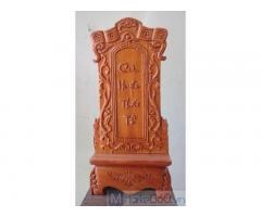 Bài vị thờ bằng tỗ tốt mẫu đẹp, bài vị thờ gia tiên bằng gỗ tốt, bài vị cửu huyền thất tổ, long vị thờ, long vị chữ hán
