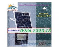 Đèn led pha 60W, đèn năng lượng mặt trời, đèn NLMT sân vườn, đèn đường năng lượng mặt trời, đèn led pha 60w năng lượng mặt trời,