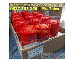 829.310.55 – Đèn báo động cháy nổ – Werma Vietnam – Đại diện phân phối chính hãng Werma tại Việt Nam