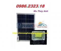 Đèn pha năng lượng mặt trời 150W, đèn led pha năng lượng mặt trời,điện năng lượng mặt trời