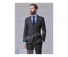 Xưởng may áo vest nam đồng phục form dáng chuẩn đẹp, giao hàng đúng hẹn