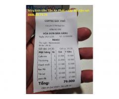 Combo máy tính tiền tại Trà Vinh giá rẻ cho quán cà phê