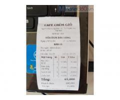 Combo máy tính tiền giá rẻ cho quán cà phê Trà Vinh