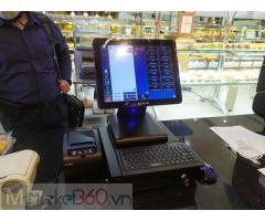 Bán máy tính tiền cho tiệm bánh tại Năm Căn giá rẻ